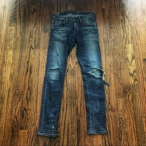 Citizens of Humanity Arielle Mid Rise Skinny